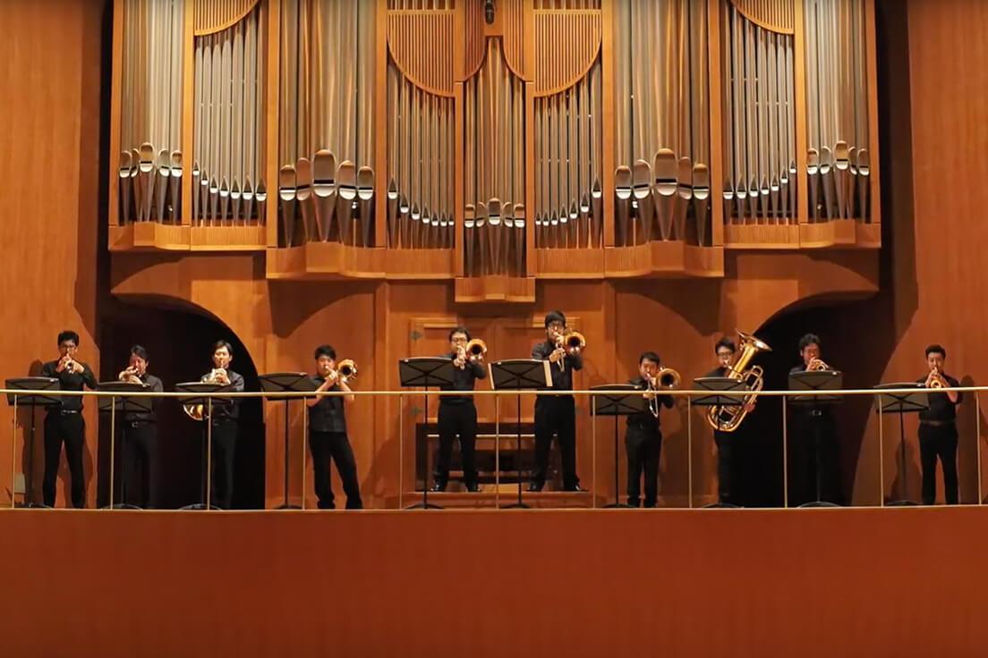 Brass Ensemble ZERO